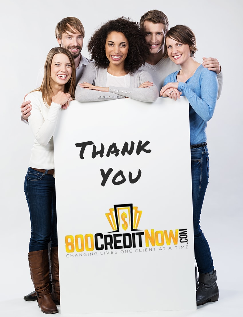 thank you 800 credit now credit repair alabama