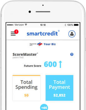 get a better credit score with score master